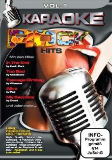 Karaoke-Rock Hits Vol.1, DVD