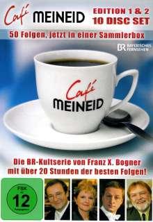 Cafe Meineid Teil 1+2, 10 DVDs