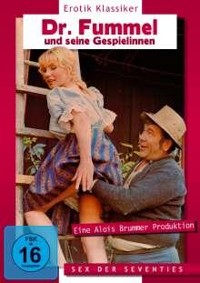 Dr. Fummel und seine Gespielinnen, DVD