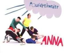 Paulsrekorder: Anna, Maxi-CD