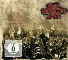 Irie Révoltés: Live (DVD + CD), DVD