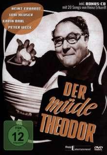 Der müde Theodor, 1 DVD und 1 CD