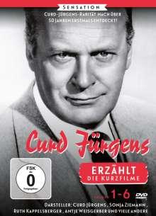 Curd Jürgens erzählt: Die Kurzfilme 1-6, DVD