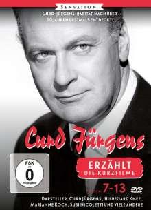 Curd Jürgens erzählt: Die Kurzfilme 7-13, DVD