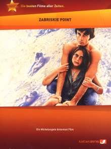 Zabriskie Point (Beste Filme aller Zeiten), DVD