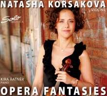 Natasha Korsakova - Opera Fantasies, CD