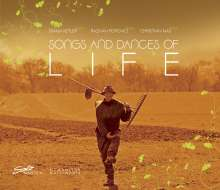 Songs and Dances of Life, CD