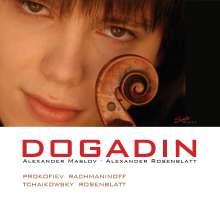 Sergey Dogadin - Dogadin, CD