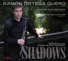 Ramon Ortega Quero - Shadows, CD