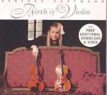 Rebekka Hartmann - Birth of the Violin, CD