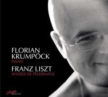 Franz Liszt (1811-1886): Annees de Pelerinage (Gesamtaufnahme), 2 CDs