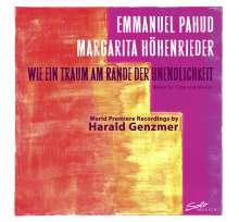 Harald Genzmer (1909-2007): Werke für Flöte & Klavier, CD