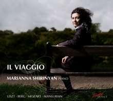 Marianna Shirinyan - Il Viaggio, CD