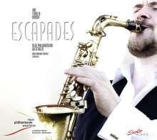 Jan Schulte-Bunert - Escapades, CD