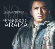 Francisco Araiza - Arias from Mozart to Wagner, CD