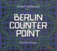 Clair-Obscur Saxophonquartett - Berlin Counter Point, CD