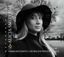 Alicja Smietana - Metamorphoses, CD