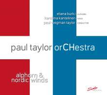 paul taylor orCHestra - Alphorn & Nordic Wings, 2 CDs