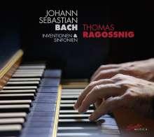 Johann Sebastian Bach (1685-1750): Inventionen & Sinfonias BWV 772-801, CD