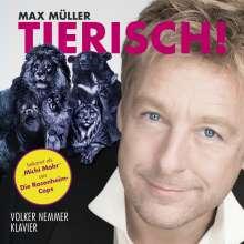 Max Müller: Tierisch!, CD