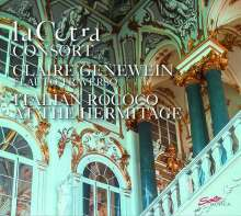 Italian Rococo at The Hermitage, CD