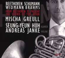 Mischa Greull - From Beethoven to Present, CD