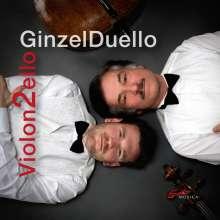 GinzelDuello - Violon2ello, CD