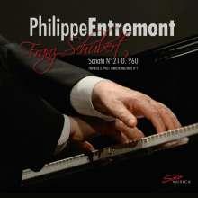 Franz Schubert (1797-1828): Klaviersonate D.960, CD