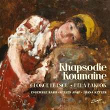 Ensemble Raro - Rhapsodie Roumaine, CD