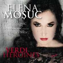 Elena Mosuc - Verdi Heroines, CD