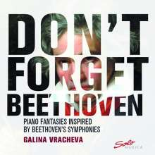 Galina Vracheva - Don't forget Beethoven, 2 CDs