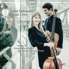 Sonaten für Cello & Gitarre, CD