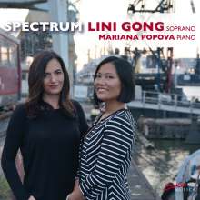 Lini Gong - Spectrum, CD