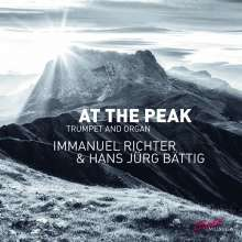 "Musik für Trompete & Orgel - ""At the Peak"", CD"