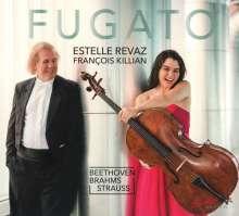 Estelle Revaz - Fugato, CD