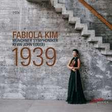 Fabiola Kim - 1939, 2 CDs