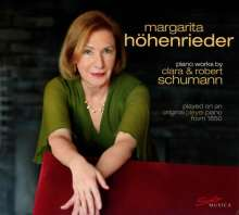 Margarita Höhenrieder - Clara & Robert Schumann, CD