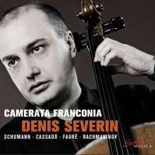 Denis Severin - Arrangements für Cello & Streichorchester, CD