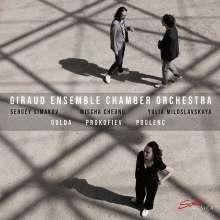 Friedrich Gulda (1930-2000): Concerto for myself (Sonata concertante für Klavier & Orchester), CD