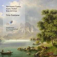 Hermann Goetz (1840-1876): Klaviertrio g-moll op.1, CD