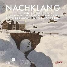 Luca Bernard & Hans Adolfsen - Nachklang, CD