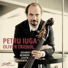 Petru Iuga - Schubert / Weinberg / Levitin / Hindemith, CD