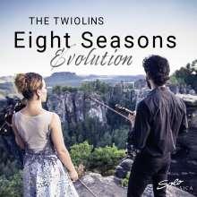 The Twiolins - Eight Seasons Evolution, CD