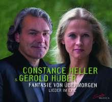 Constance Heller & Gerold Huber - Fantasie von Übermorgen, CD