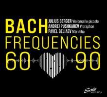 Julius Berger - Bach Frequencies 60-90, CD