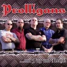 Prolligans: Mt Fug und Recht!, CD