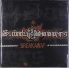Saints & Sinners: Breakaway (Limited-Edition) (Half Orange / Half Black VInyl), LP