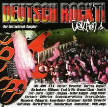 Deutsch rockt! Lektion 1, 2 CDs