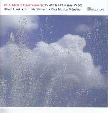 Wolfgang Amadeus Mozart (1756-1791): Klavierkonzerte Nr.13 & 23, CD