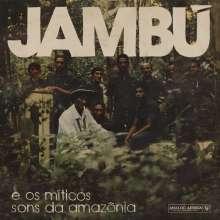 Jambú E Os Míticos Sons Da Amazônia, CD
